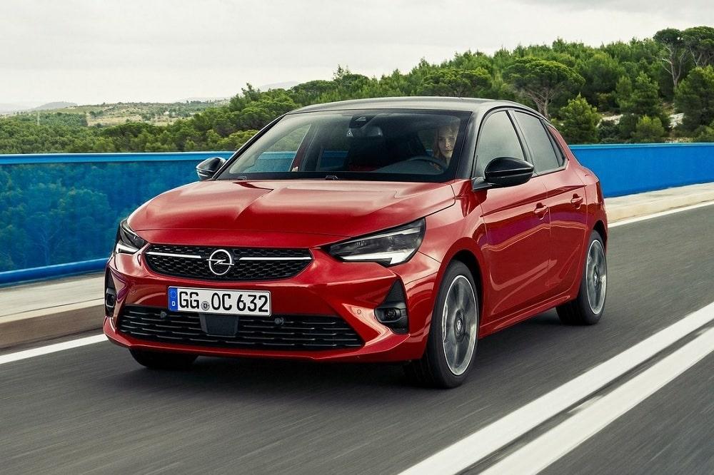 opel corsa 2021 specificaties - autotijd.be
