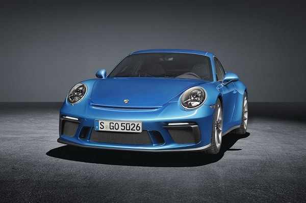 Porsche introduceert 911 GT3 met Touring Package