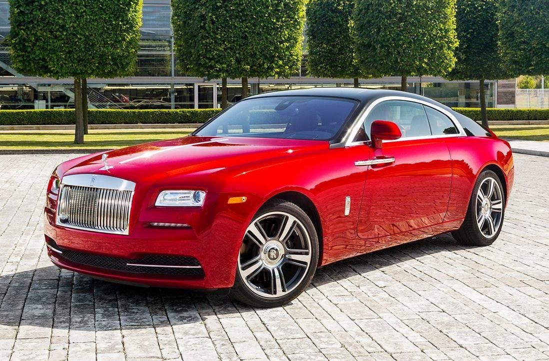 Rolls-Royce Bespoke onthult Wraith Inspector Morse Edition