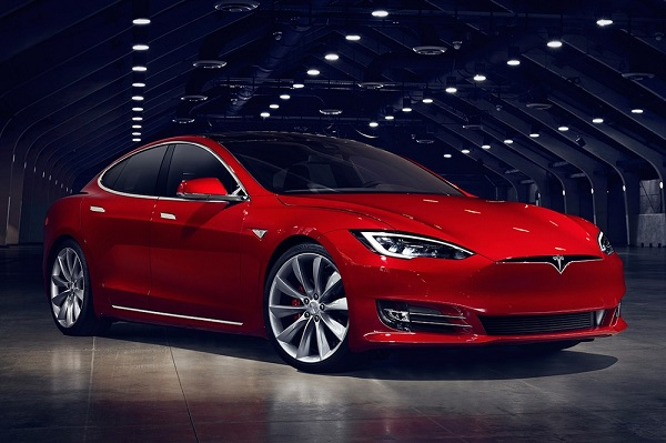 Facelift voor Tesla Model S is officieel