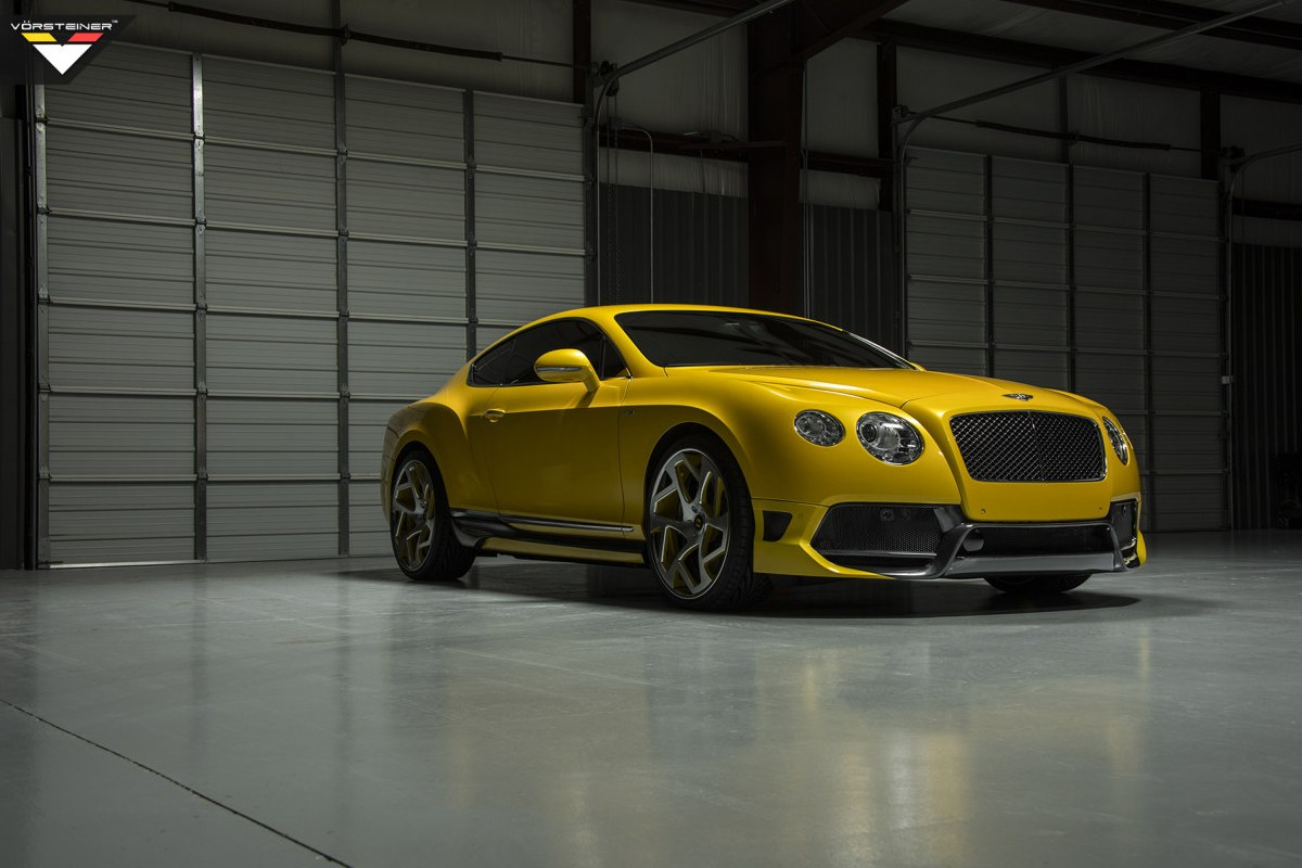 Vorsteiner Bentley Continental GT BR10RS